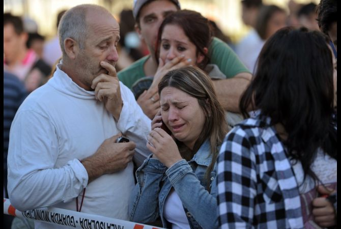 Brazil Declares 3 Days of Mourning