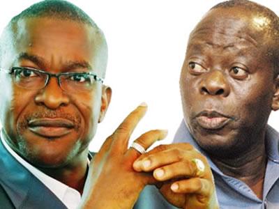 Edo Election: Tribunal Dismisses Petition Against Oshiomole