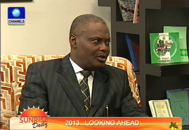 2013: Nigeria Needs Strategic Thinkers —  Nnaji