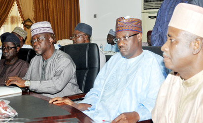 Governors Ready To Take FG To Court Over Excess Crude Account