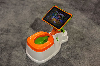 Potty Training Now Made Easy For Parents With iPotty