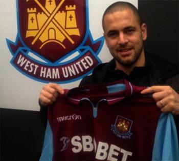Cole Joins Boyhood Club; West Ham On Free Transfer
