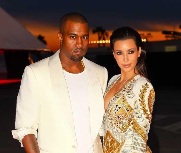 Kim Kardashian And Kanye West Set To Exchange Vows
