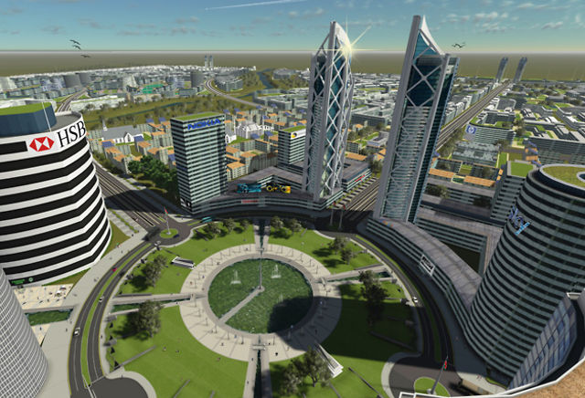 Kenya To Build $14.5bn Konza Technology City