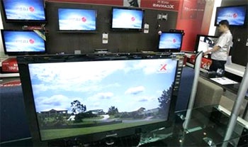 Samsung,LG Fined By China For LCD Price Fixing