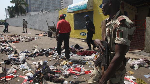 Ivory Coast Declares Three Days Of Mourning