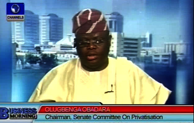 Committee Will Work With Executive On Privatised Assets– Sen. Olugbenga