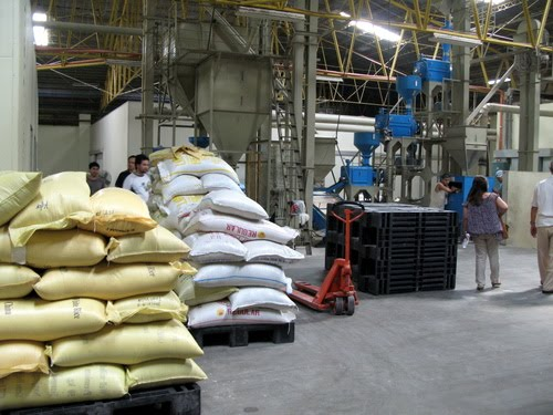 LCCI Decries FG's planned importation of 100 Rice Mill