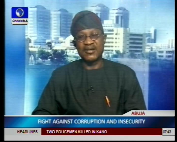 Professor Calls Nigeria A Racket