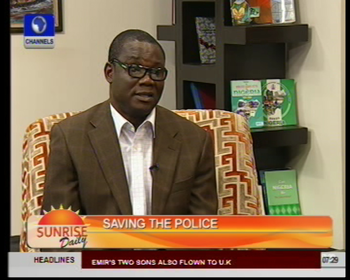 Decaying Police College: Criminologist Calls For Soul-searching