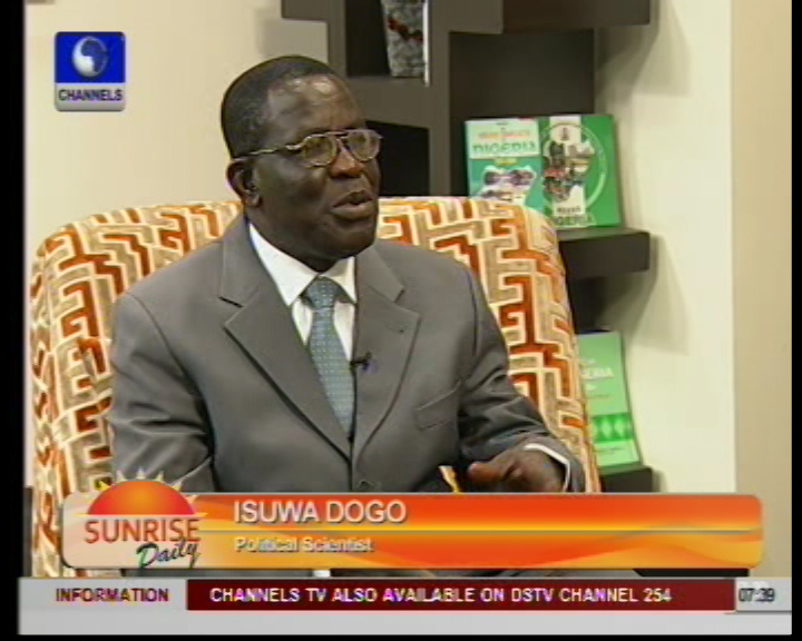 Analyst Faults Proposed Merger Of Political Parties