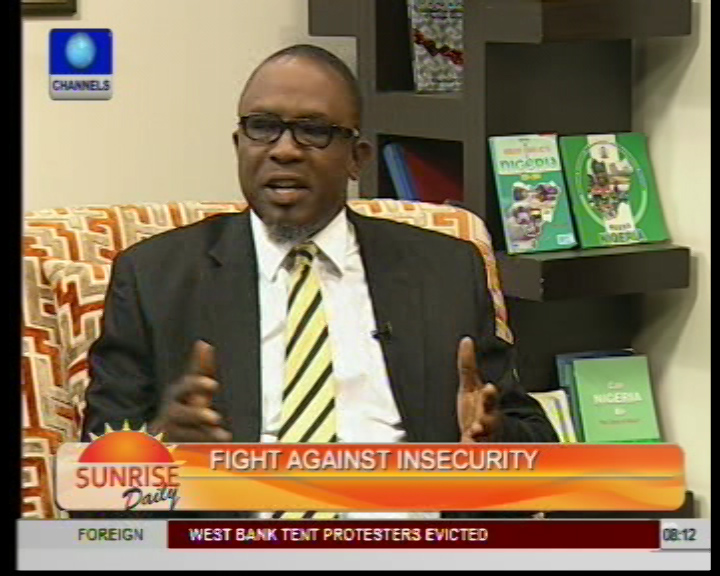 Lawyer Describes Fight Against Corruption As Cosmetic