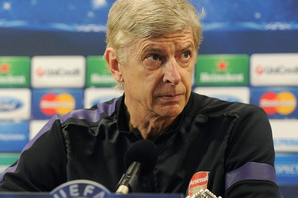 Wenger Rues Loss To Bayern Munich •