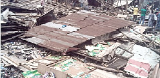 Lagos Gives Residents Of Illegal Shanty 3 Weeks To Relocate Ahead of Demolition