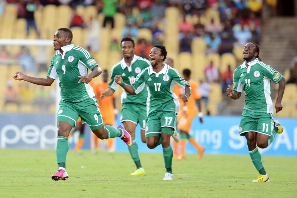 AFCON 2013 Final: Keshi Leaves Emenike And Moses Out Of Training