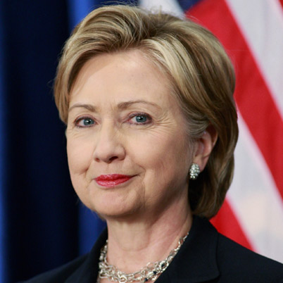 Hillary Clinton Calls On Syria, Russia To Reconsider Support