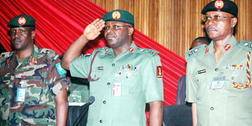 Army Denies Nepotism Allegations