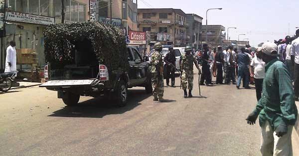 Explosion Near Kaduna Market Causes Scare