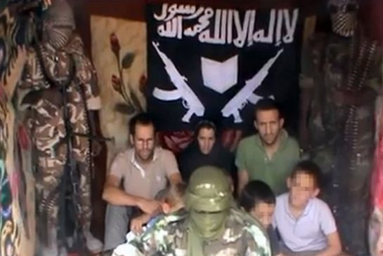 Kidnapped French Family: Army Says Wouldn't React To Boko Haram Video