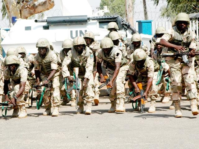 Nigeria Sends More Troops To Mali