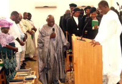Obasanjo Seeks Divine Intervention For Jonathan
