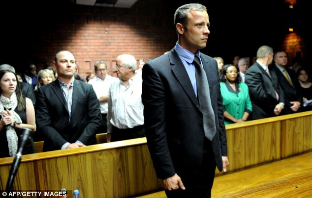 South Africa's Pistorius Granted Bail