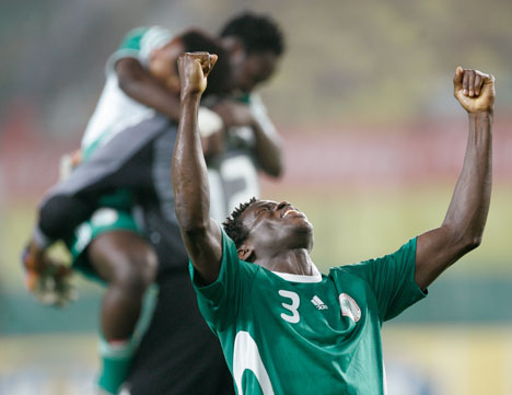 Super Eagles Zoom To AFCON 2013 Final
