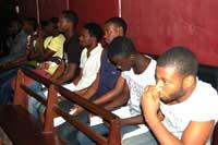 EFCC Arraigns 9 Suspected Internet Fraudsters In Benin