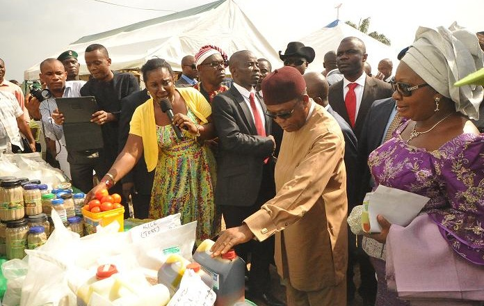 Umuahia Hosts Made In Abia Product Exhibition