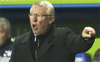 Ferguson Fined £12,000 For Misconduct