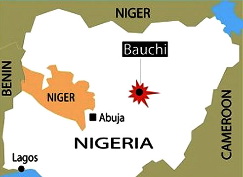 Unknown Gunmen Toss Bomb At Police Station In Bauchi