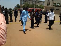 Ministerial Parcel Causes Bomb Scare In FCT