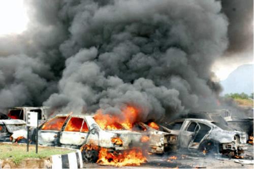 Explosion Kills Two In Borno