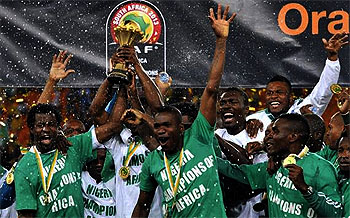Super Eagles' Victory Shows Nigeria's Endless Possibilities – ACN