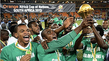 FIFA Confed Cup Our Next Challenge — Eagles
