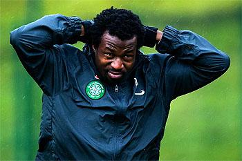 Reds Willing To Bid For Celtic Defender Efe Ambrose