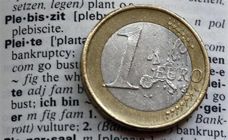 Euro Zone Economy Falls Deeper Into Recession