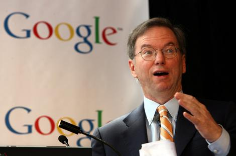 Google's Schmidt To Sell 3.2 Miilion Shares