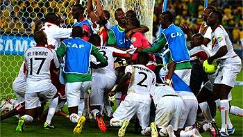 Super Eagles Not Underrating Mali — Keshi