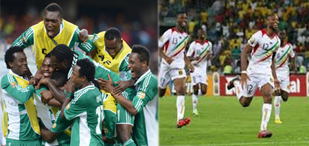 Nigeria Vs Mali To Kick-off Semi-final Games