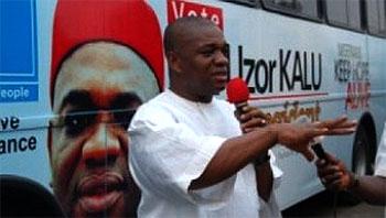 Three PDP Senatorial Zones Protest The Return Of Orji Kalu
