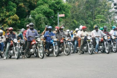 We Are Being Terrorised By Thugs, Okada Riders Tell Oshiomhole
