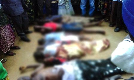 Gunmen Attack Family Compound In Plateau, Kill Ten