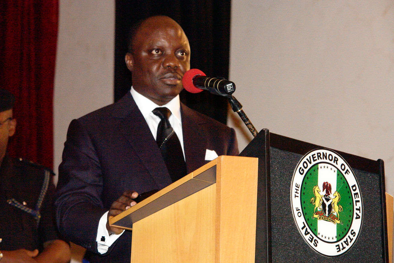 Governor Uduaghan Commissions NDDC Hostel In UNIBEN