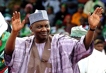 V.P. Sambo Commissions Projects In Maiduguri Amidst Tight Security