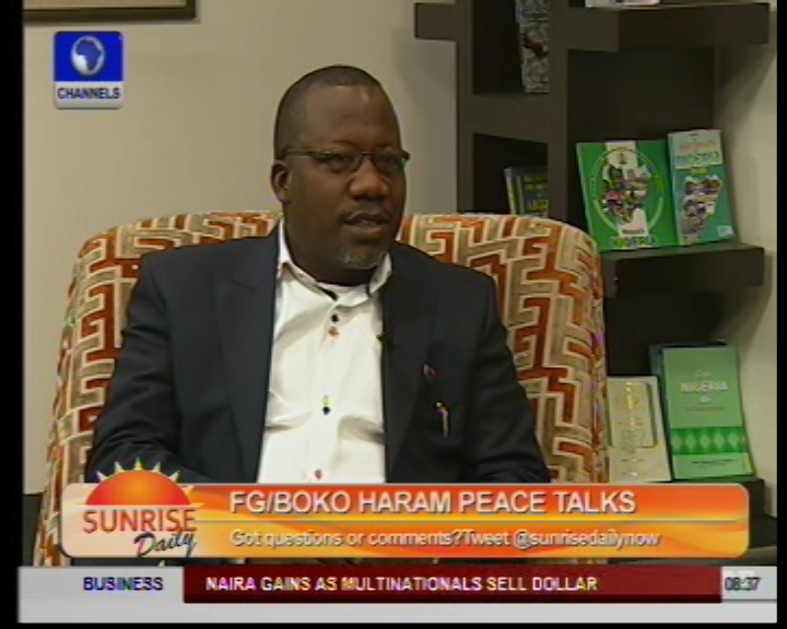 Boko Haram: Expert Advocates Justice Not Amnesty