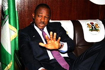 Governor Chime Sneaks Out Of Abuja