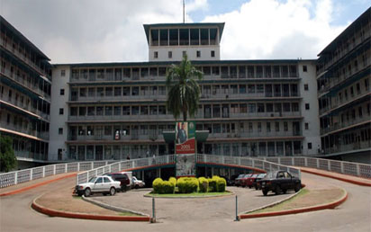 Ring Road State Hospital Ibadan Nigeria