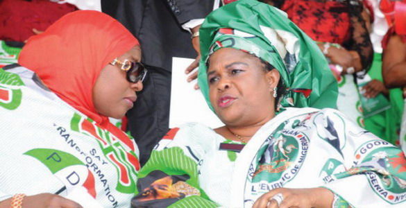 Presidency Claims First Lady Is Not Sick