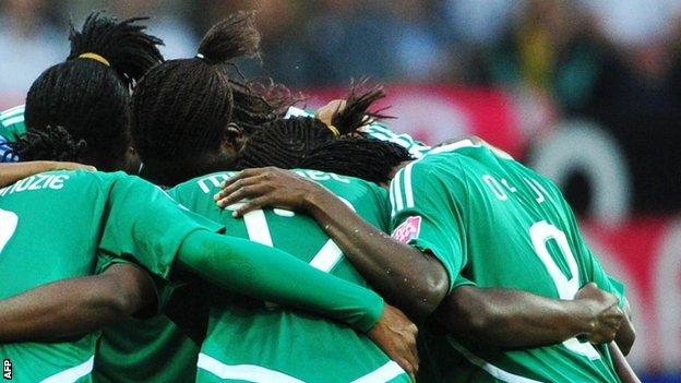 Super Falcons Whip Rwanda 4-1 In AWC Qualifier